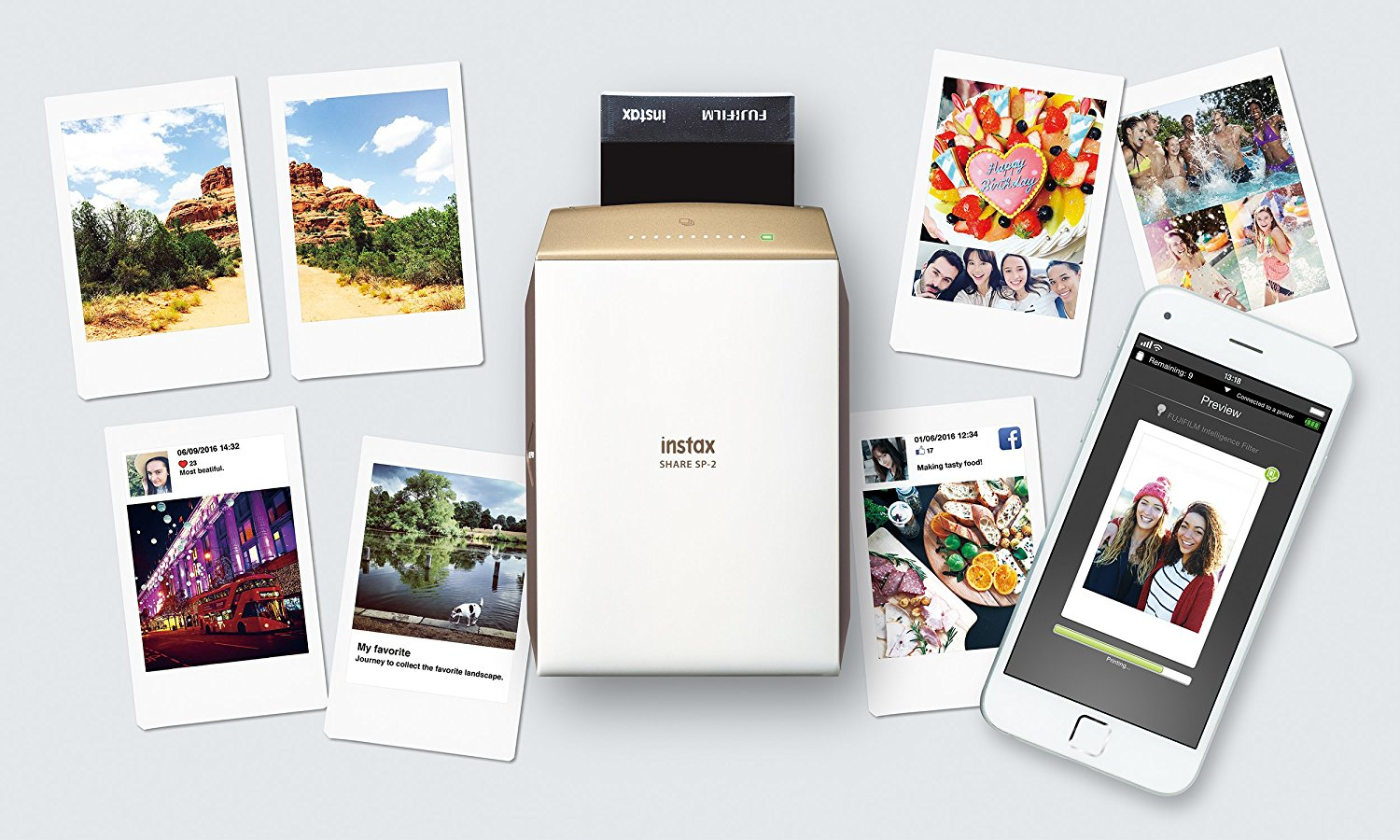 instax share sp-2 wishlist cumple