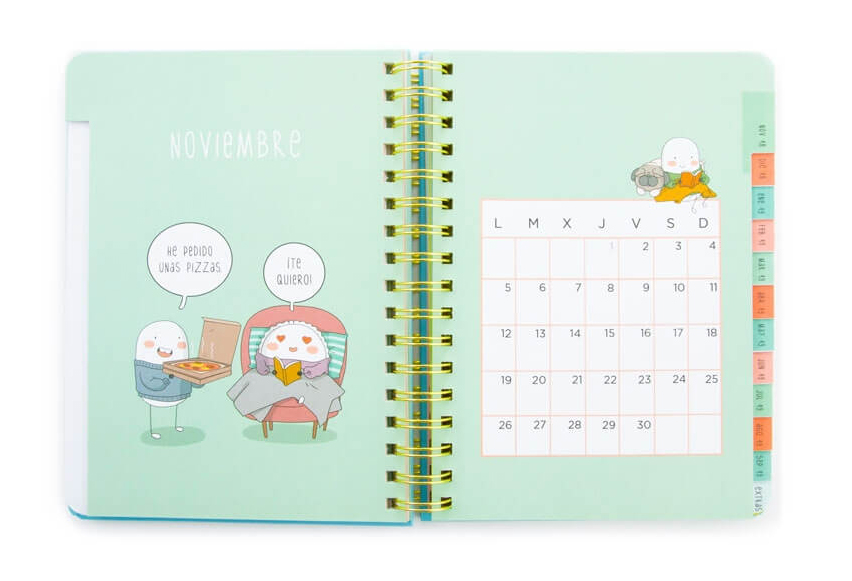 agenda superempanadas wishlist cumple