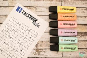 Tracker para facebook e Instagram
