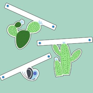 Guirnalda Cactus
