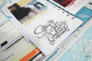 Retomo el scrap, mi álbum de Londres